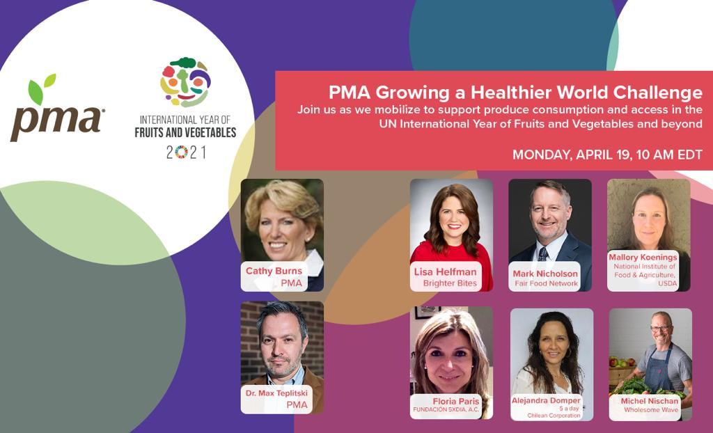 PMA IYFV Virtual Leadership Event